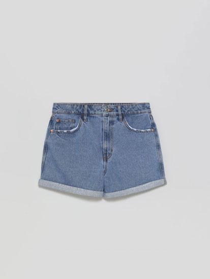 Short vaquero mom fit