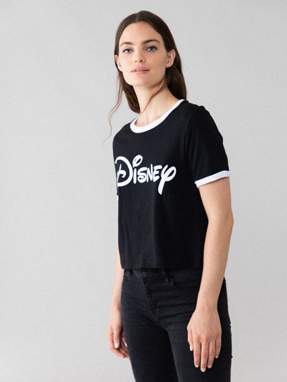 Cropped ©Disney T-shirt