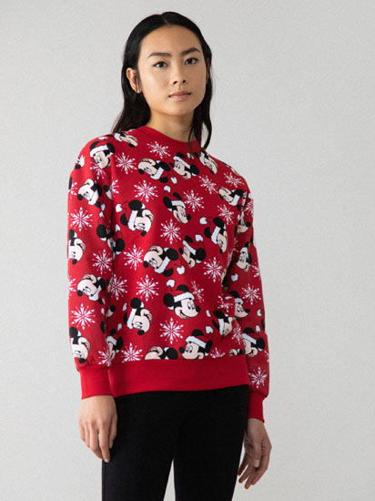 Mickey ©Disney Christmas sweatshirt