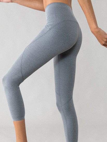 Basic sports compression leggings