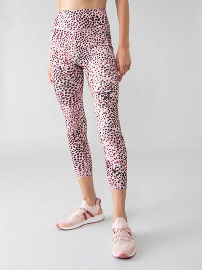 Leggings esportius estampats