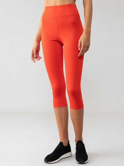 Basic capri sports leggings