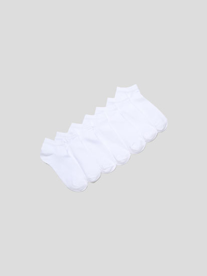 7-Pack of basic short socks