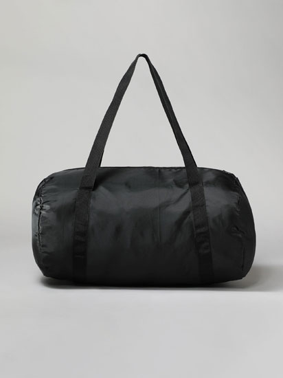 Collapsible gym bag