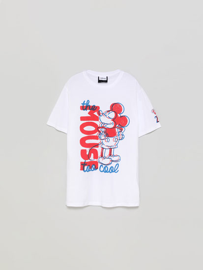 Camiseta Mickey Mouse ©DISNEY