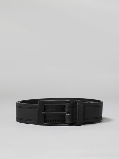 Stitch Detail Belt
