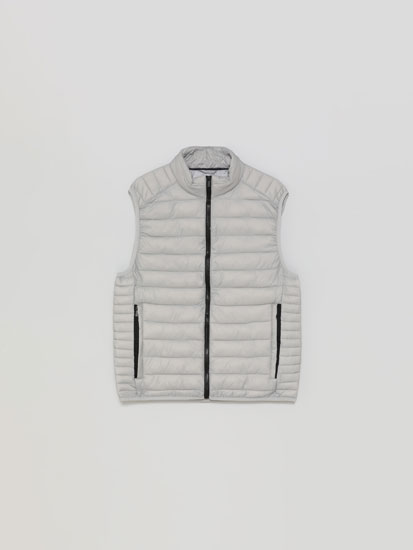 Lightweight Quilted Gilet