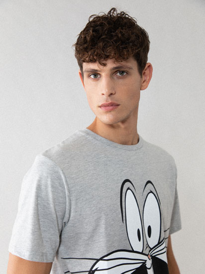 Camiseta Bugs Bunny © LOONEY TUNES