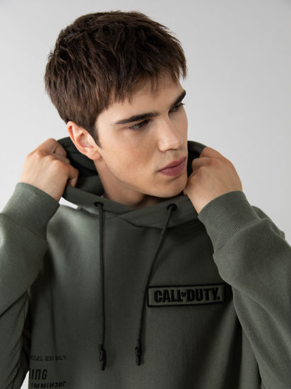 Sweatshirt com capuz Call of Duty ®