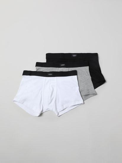 Pack de 3 calzóns básicos