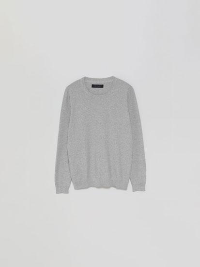 Sweater com estrutura