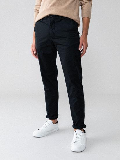 Pantalón chinés skinny