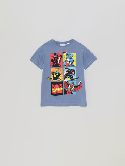 Camiseta Avengers ©Marvel temática de cómic
