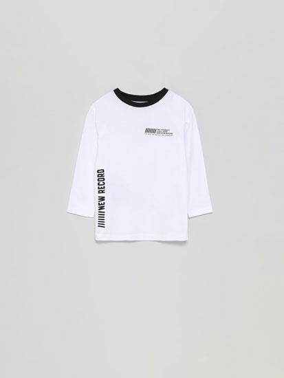 T-shirt desportiva