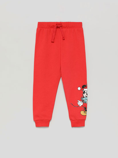 Mickey ©Disney tracksuit bottoms