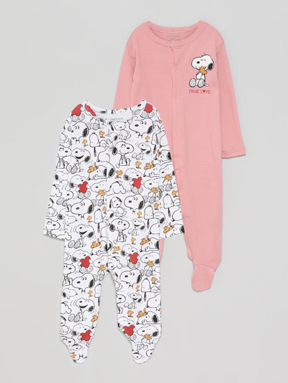 Snoopy™ sleepsuit