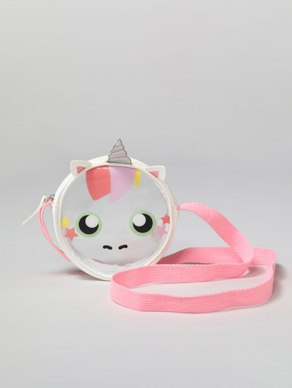 Crossbody unicorn bag