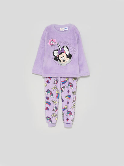 Conjunto de pijama polar Minnie Mouse ©Disney