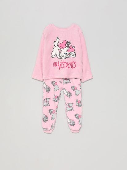 Conjunto de pijama polar Aristogatos ©Disney