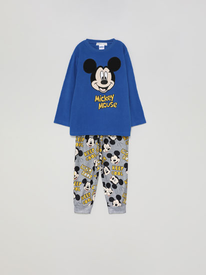 Minnie Mouse © Disney fleece pyjama set