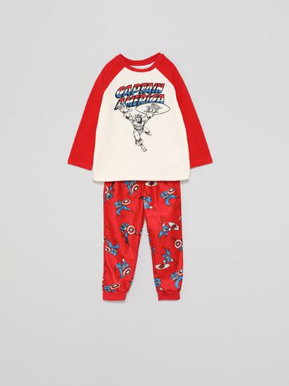 Conjunt de pijama polar Capità Amèrica © Marvel