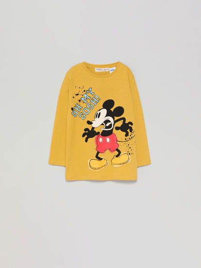 Camiseta Mickey ©Disney
