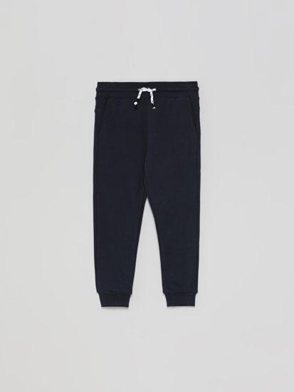 Pantalons de pelfa bàsics amb butxaques