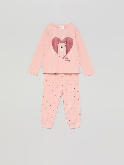 Pijama estampat animals brillantor