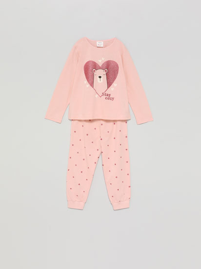 Pijama estampat animals brillantor