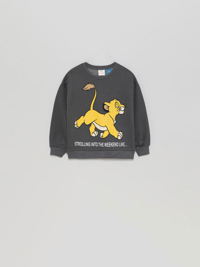 The Lion King ©Disney sweatshirt
