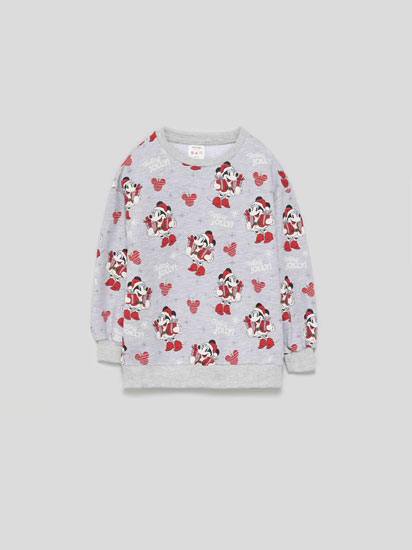 Minnie ©Disney Christmas sweatshirt
