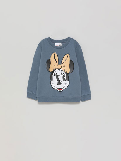 ©Disney Minnie sweatshirt