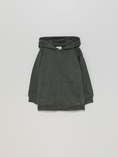 Jaqueta bàsica de pelfa