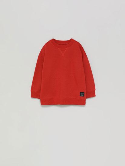 sweatshirts básicas lisas