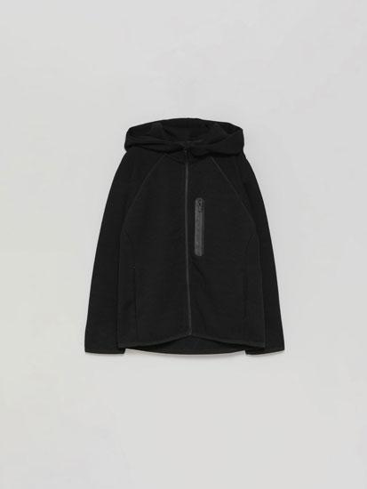 Jaqueta esportiva de pelfa