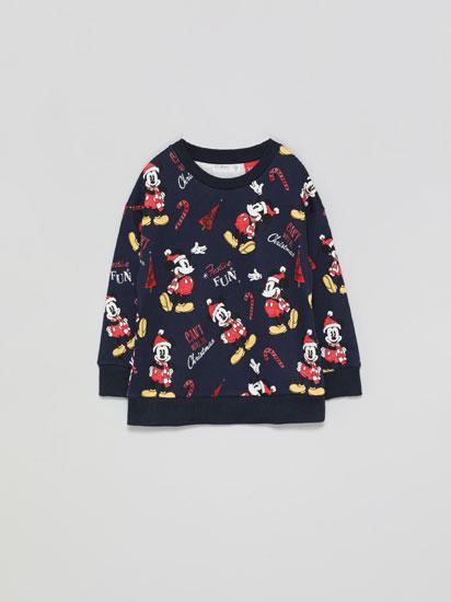 Sweatshirt com estampado de Natal ©Disney