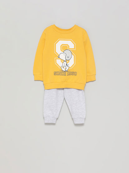 Snoopy™ Peanuts™ tracksuit top and bottoms
