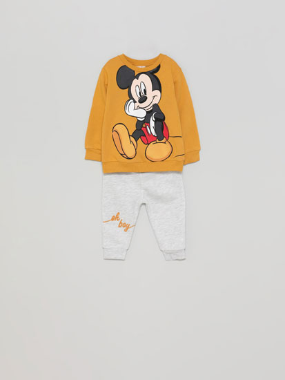 Mickey ®Disney tracksuit top and bottoms