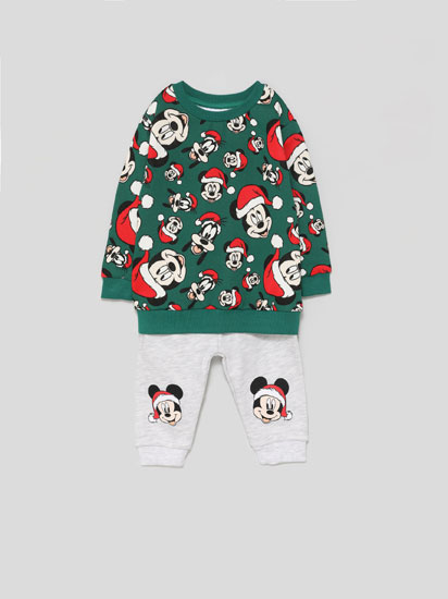 Tracksuit with Christmas © Disney print