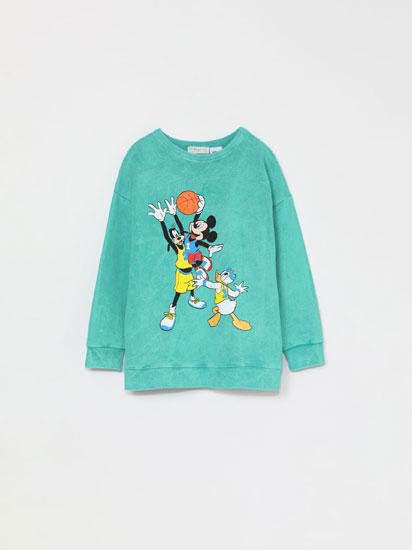 Dessuadora Mickey ©Disney amb efecte rentat