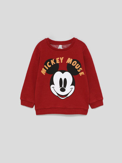 Let's go! Mickey Mouse © Disney Sweatshirt