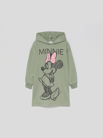 Vestido estampado Minnie ©Disney