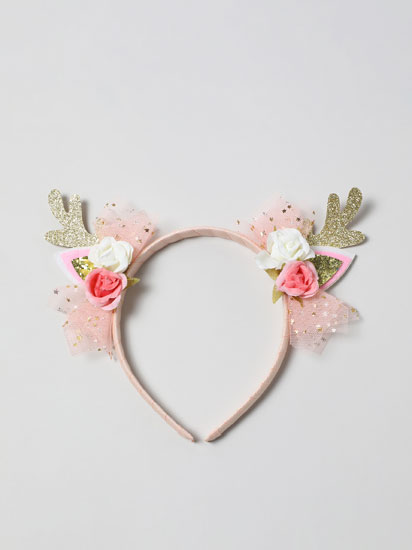 Headband with Christmas motifs