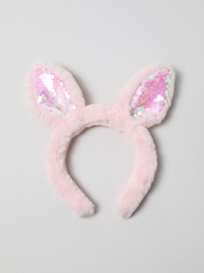 Headband with bunny ears