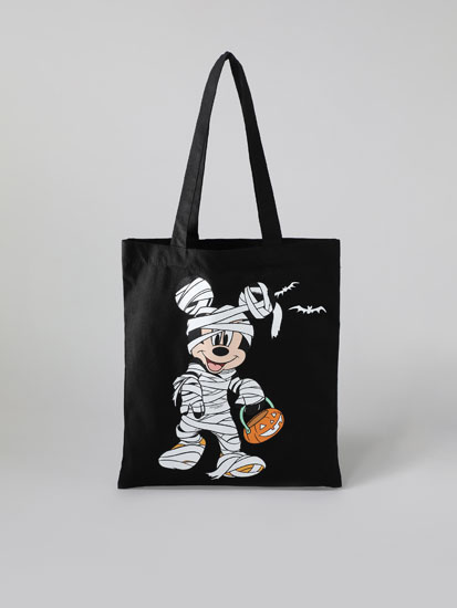 Mala tote bag Mickey múmia ©Disney