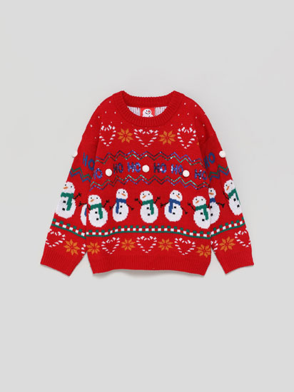 Christmas sweater with music