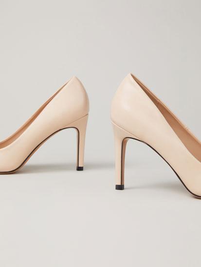 Sapato de tacão