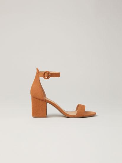 Mid-heel sandals