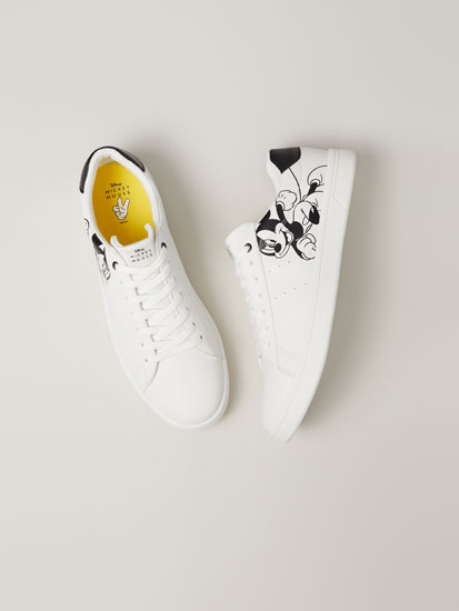 Mickey Mouse sneakers © DISNEY