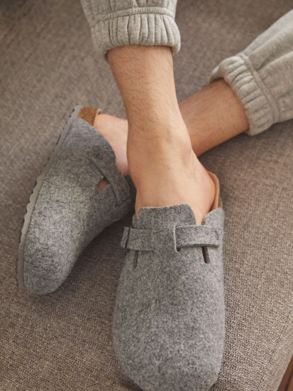 Sapato de casa